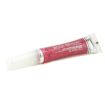 IsaDora-Brush On Gloss - # 04 Wine Red