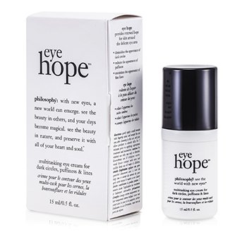PhilosophyEye Hope Advanced Anti Aging Eye Cream 15ml/0.5oz
