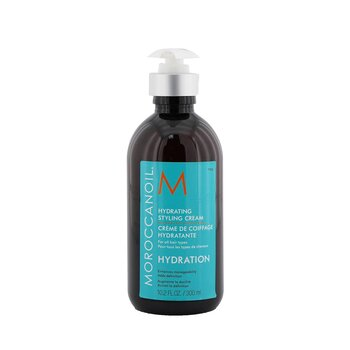 Image of Moroccanoil Hydrating Styling Cream 300ml/10.1oz