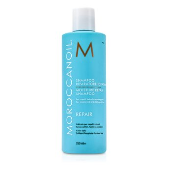 MOROCCANOIL Hair Care Moisture Repair Shampoo (For Chemically Damaged Hair) 250ml/8.5oz