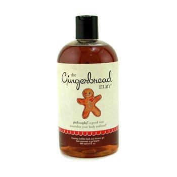 PhilosophyThe Gingerbread Man Foaming Bubble Bath & Shower Gel 480ml/16oz