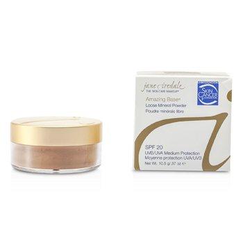 Jane Iredale Amazing Base Loose Mineral Powder SPF 20 - Caramel  10.5g/0.37oz