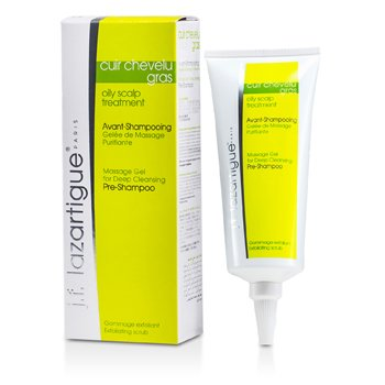 J. F. LazartigueMassage Gel for Deep Cleansing Pre-Shampoo (Oily Scalp Treatment) 75ml/2.54oz