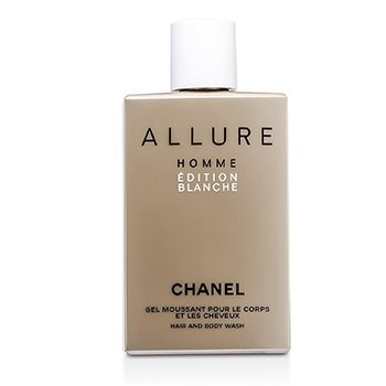 ChanelAllure Homme Edition Blanche Hair & Body Wash (Made in USA) 200ml/6.8oz