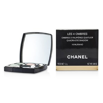 Chanel Les 4 Ombres Eye Makeup - No. 16 Murano  4x0.3g/0.01oz