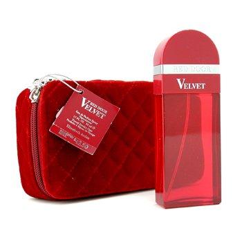 Elizabeth Arden-Red Door Velvet Eau De Parfum Spray ( with Travel Jewelry Case )