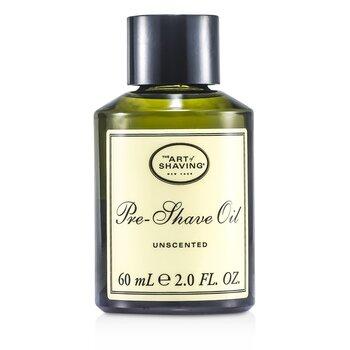 The Art Of Shaving Pre Shave Oil - Unscented (For Sensitive Skin) 60ml/2oz
