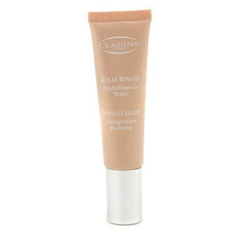 Clarins-Eclat Minute Instant Light Complexion Perfector - # 04 Gold Shimmer