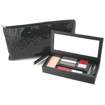 Clarins-Chic & Glam MakeUp Palette - Black