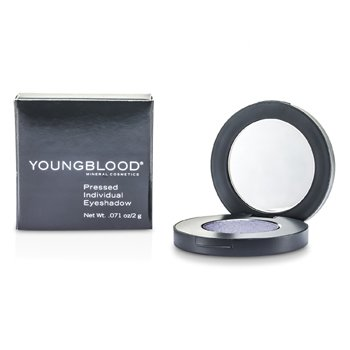 Youngblood-Pressed Individual Eyeshadow - Sapphire