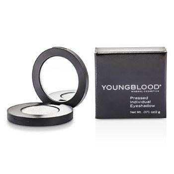 Youngblood-Pressed Individual Eyeshadow - Platinum