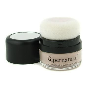 Philosophy-The Supernatural Airbrushed Canvas Spf 15 Powder - Porcelain