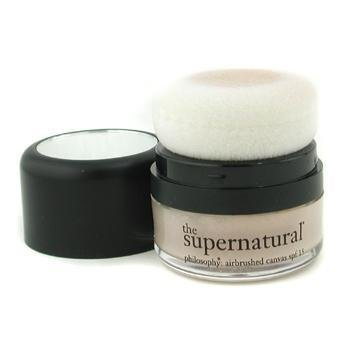 Philosophy-The Supernatural Airbrushed Canvas Spf 15 Powder - Sand