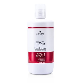 SchwarzkopfBC Repair Rescue Treatment (For Damaged Hair) 750ml/25oz