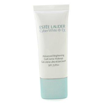 Estee Lauder-Cyber White EX Advanced Brightening Gel Creme Makeup SPF 21 - #03 Cool Vanilla