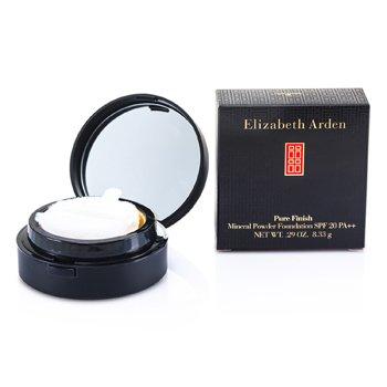 Elizabeth Arden-Pure Finish Mineral Powder Foundation SPF20 - # Pure Finish 08