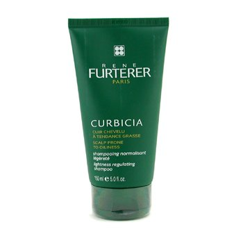 Rene FurtererCurbicia Lightness Regulating Shampoo (Scalp Prone to Oiliness) 150ml/5oz