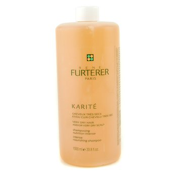 Rene Furterer Karite Intense Nourishing Shampoo (For Very Dry Hair and/or Very Dry Scalp)  1000ml/33.8oz