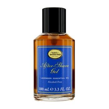 After Shave Gel Alcohol Free - Lavender Essential Oil (For Sensitive Skin)