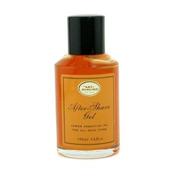 The Art Of ShavingAfter Shave Gel Alcohol Free - Lemon Essential Oil 100ml/3.4oz