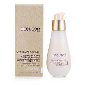 DecleorExcellence De L'Age Neck & Decollete Concentrado Cuello y Escote 50ml/1.69oz