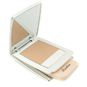Guerlain-Parure Pearly White Brightening Compact Foundation SPF 20 - # 01 Beige Chic White