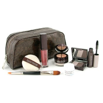 Laura Mercier-Renaissance Colour Collection: 1x Day Creme + 1x Eyeshadow + 1x Mascara + 1x Blush + 1x Undercover Pot + 1x Lip Glace...