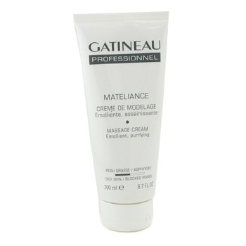 Gatineau Mateliance Massage Cream (Salon Size)  200ml/6.7oz