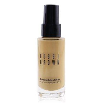 Bobbi Brown-Skin Foundation SPF 15 - # 4.75 Natural Tan