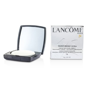 Lancome-Teint Idole Ultra Compact Compact Powder Foundation SPF15 - # 03 Beige Diaphane