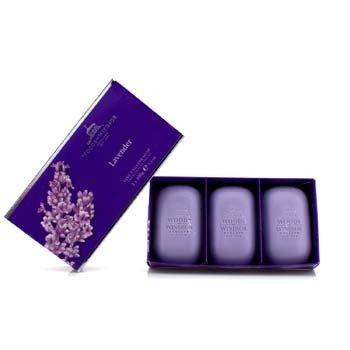 Lavender Английское Мыло 3x100g/3.5oz StrawberryNET 1023.000