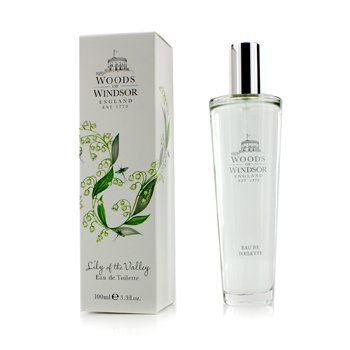 Woods Of WindsorLily Of The Valley Agua de Colonia Vaporizador 100ml/3.3oz