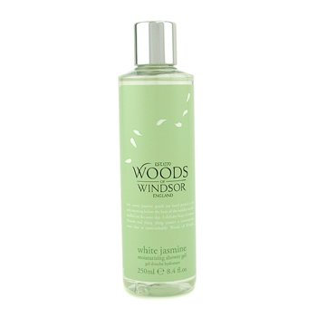 Woods Of Windsor White Jasmine Moisturising Shower Gel  250ml/8.4oz