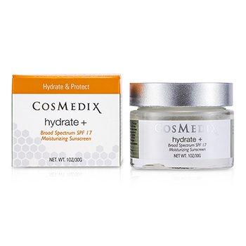 CosMedixHydrate + Daily Moisturizer (Hidratante) SPF 17 30g/1oz