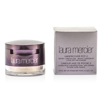 Laura Mercier Undercover Pot - # UC-2 (For Fair to Light Skin)  5.8g/0.2oz