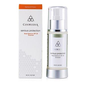 CosMedixSerious Protection SPF 28 Sunscreen 100g/3.3oz