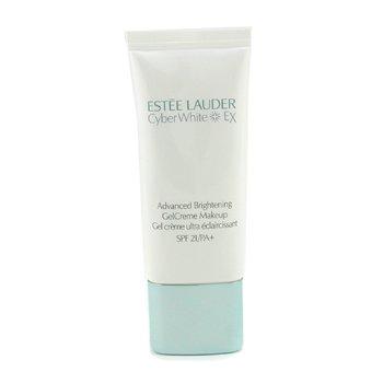 Estee Lauder-Cyber White EX Advanced Brightening Gel Creme Makeup SPF 21 - #04 Warm Vanilla
