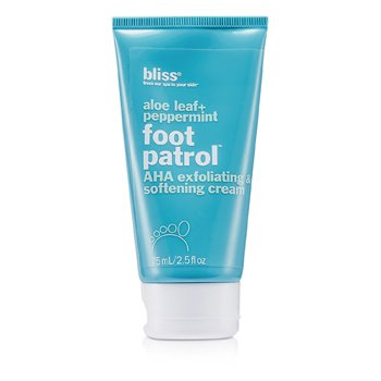 Bliss Aloe Leaf + Peppermint Foot Patrol  75ml/2.5oz