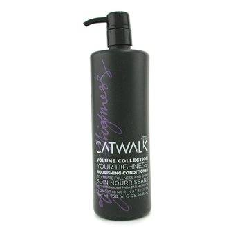 TigiCatwalk Your Highness Nourishing Conditioner 750ml/25.36oz