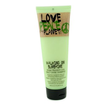 Love, Peace & The Planet Walking On Sunshine Daily Shine Shampoo
