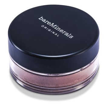 Bare Escentuals BareMinerals Original SPF 15 Foundation - # Warm Dark (W45)  8g/0.28oz