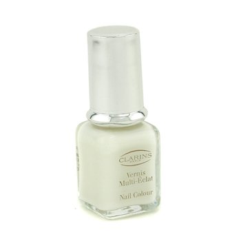 Clarins-Sheer Shimmer Nail Colour - No. 106 Ivory Shimmer