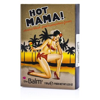 Hot Mama! Тени/Румяна 7.08g/0.25oz