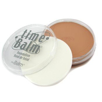 TheBalm TimeBalm Foundation - # Medium  21.3g/0.75oz