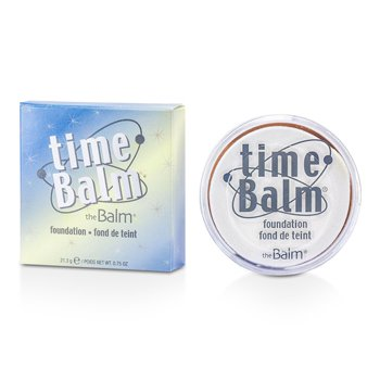 TheBalm TimeBalm Foundation - # Mid-Medium  21.3g/0.75oz