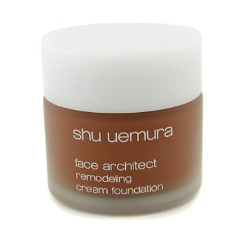 Shu Uemura-Face Architect Remodeling Cream Foundation SPF 10 - # 504