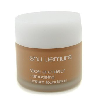 Shu Uemura-Face Architect Remodeling Cream Foundation SPF 10 - # 934