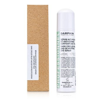 Darphin Dark Circles Relief & De-Puffing Eye Serum (Salon Size)  50ml/1.69oz
