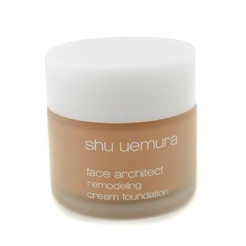 Shu Uemura-Face Architect Remodeling Cream Foundation SPF 10 - # 554