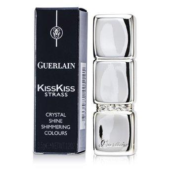 Guerlain-KissKiss Strass Lipstick - # 362 Corail Dentelle